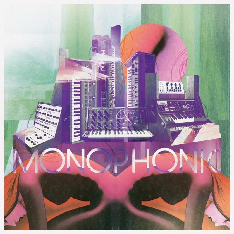 Andy Meecham/MONOPHONIC VOLUME 1  LP