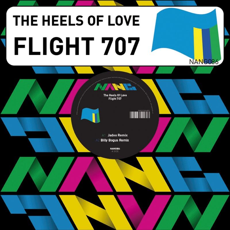 "Heels Of Love/FLIGHT 707  12"""