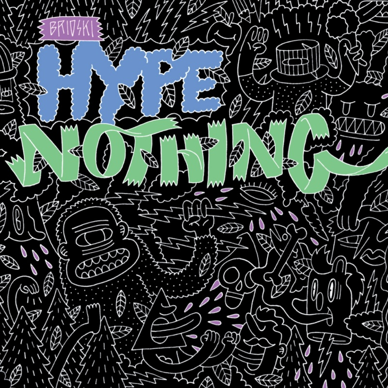 Brioski/HYPE NOTHING CD