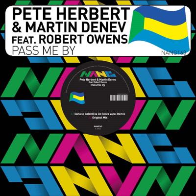 "Pete Herbert/PASS ME BY 12"""
