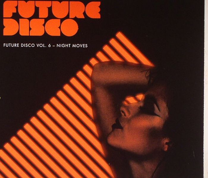 Various/FUTURE DISCO #6 NIGHT MOVES DCD