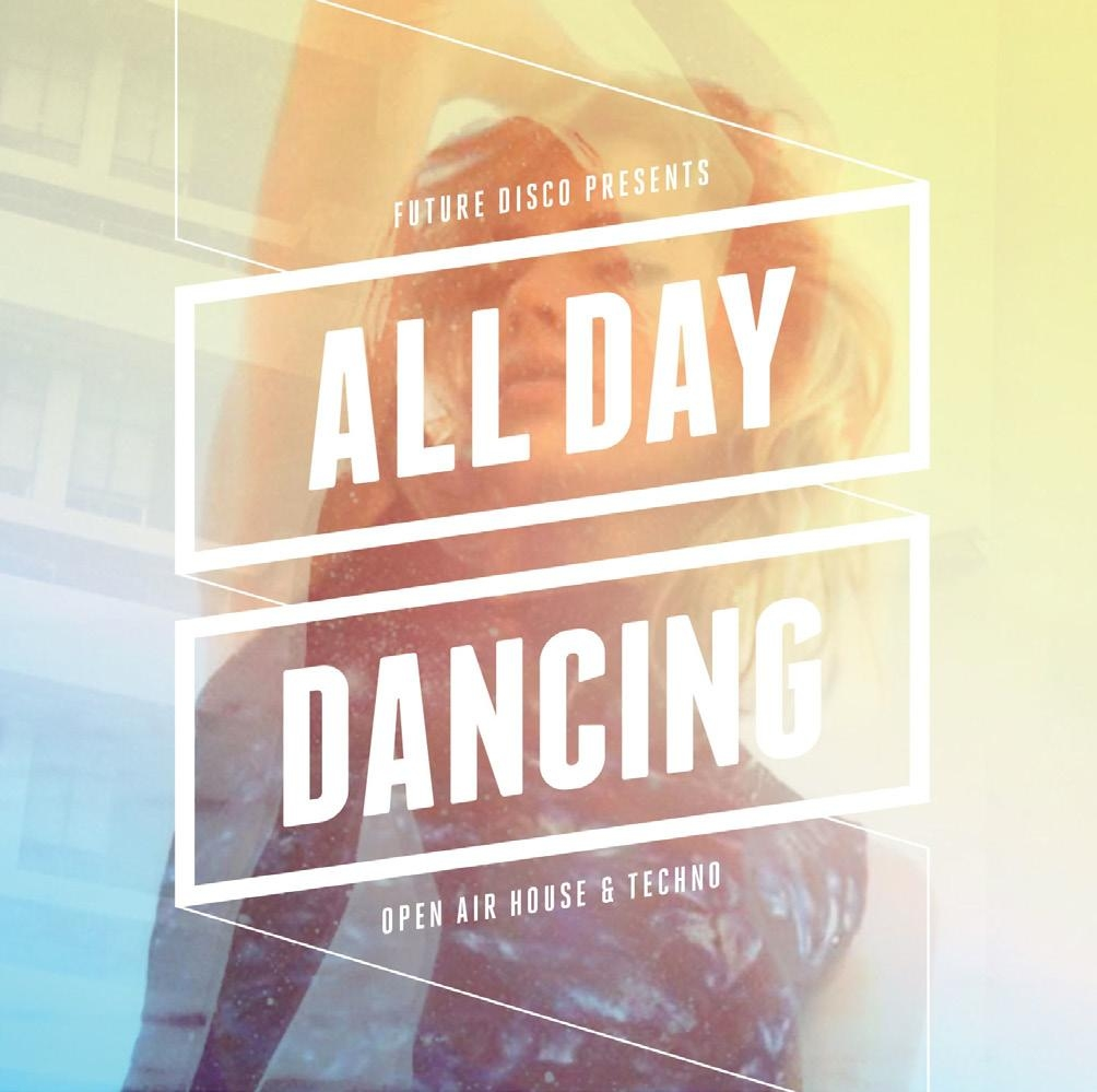 Various/FUTURE DISCO:ALL DAY DANCING DCD