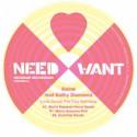 """Kaine/KIMCHI EP (FEAT KATHY DIAMOND) 12"""""""