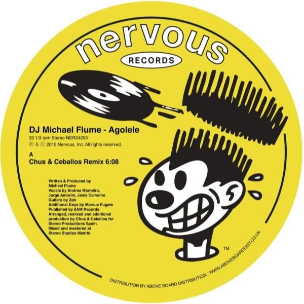 "DJ Michael Flume/AGOLELE (C&C REMIX) 12"""