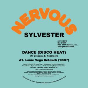 "Sylvester/DANCE (LOUIE VEGA RETOUCH) 12"""
