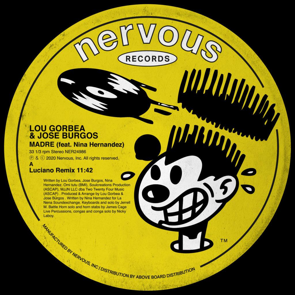 "Lou Gorbea & Jose Burgos/MADRE D12"""