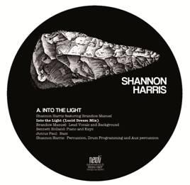 "Shannon Harris/INTO THE LIGHT 12"""