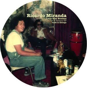 "Ricardo Miranda/GROOVES, VIBES &...12"""