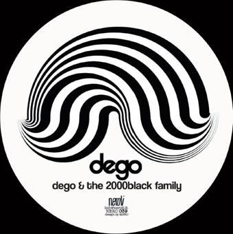 "Dego & 2000 Black Family/THE WAY IT..12"""
