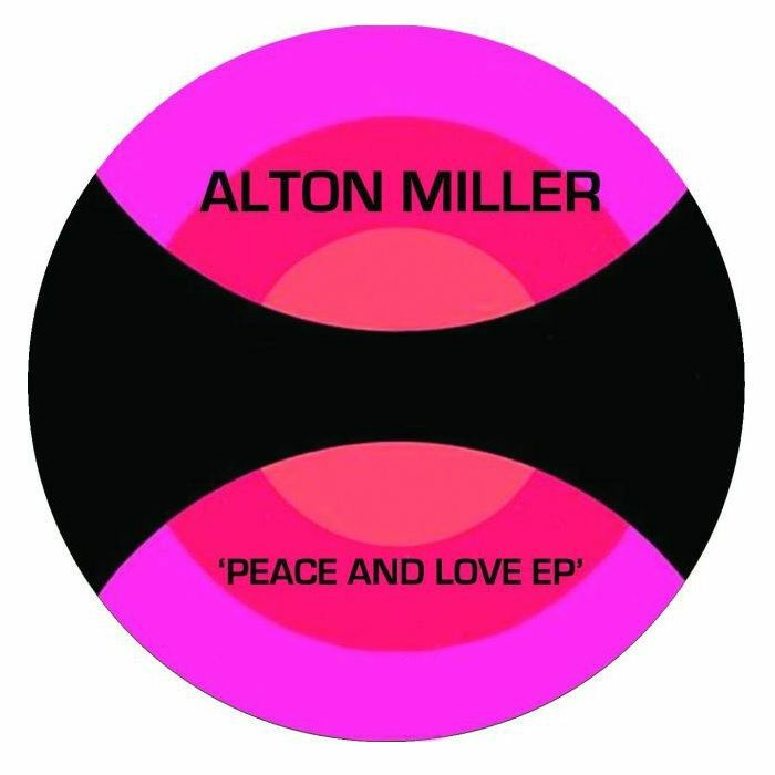Alton Miller/PEACE & LOVE EP 12""