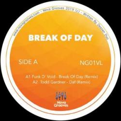 Dessen Duo/BREAK OF DAY 12""