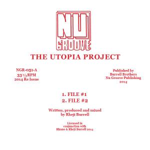 """Utopia Project/FILE 1 12"""""""