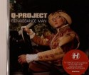 Q-Project/RENAISSANCE MAN CD