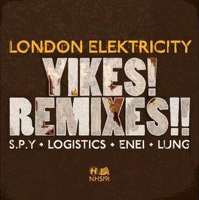 "London Elektricity/YIKES! RMX'S EP D12"""