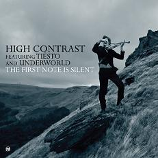 """High Contrast/FIRST NOTE IS SILENT 12"""""""