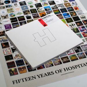 NHS200/HOSPITAL RECORDS-THE BOOK