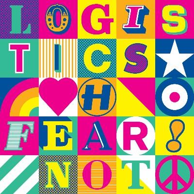 Logistics/FEAR NOT CD