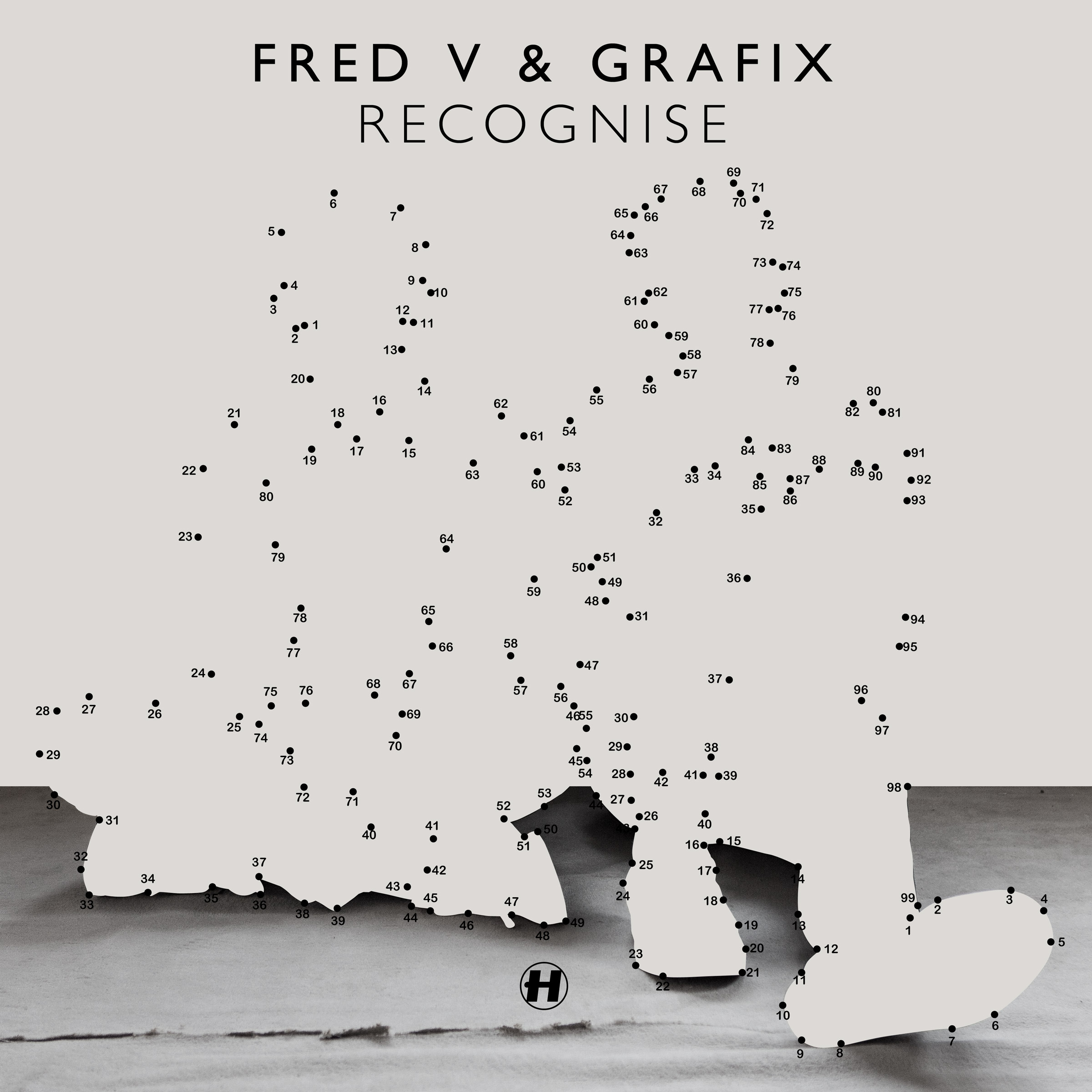 Fred V & Grafix/RECOGNISE 12""