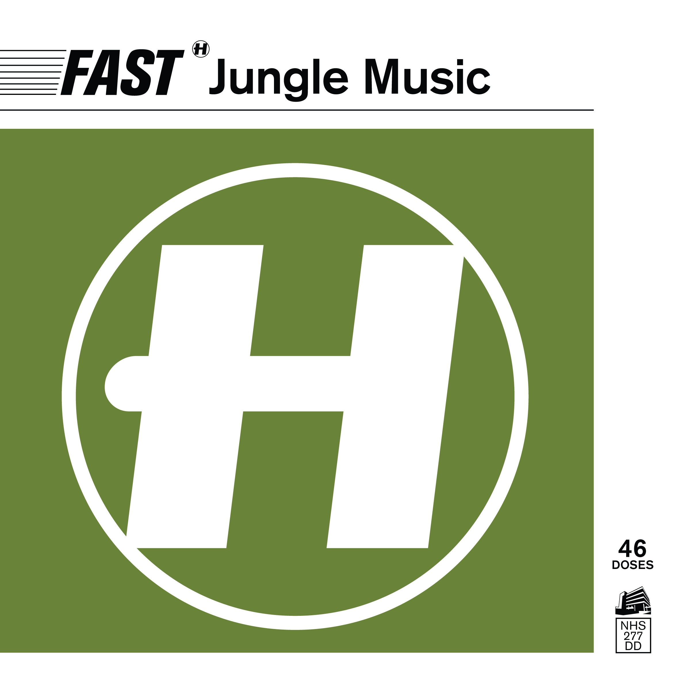 Various/FAST JUNGLE MUSIC DCD