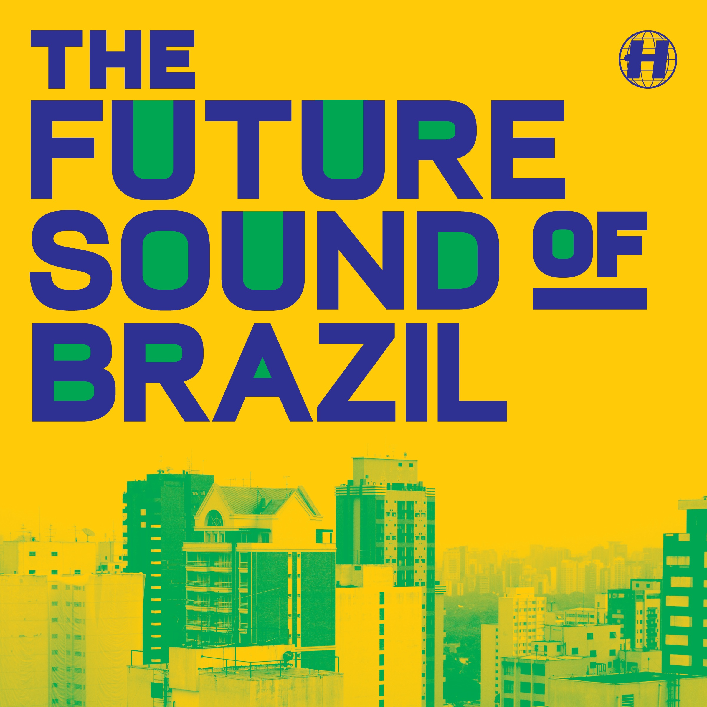 Various/FUTURE SOUND OF BRAZIL EP 12""