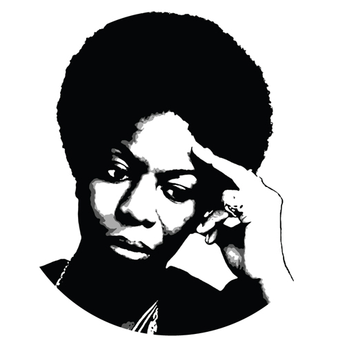 Nina Simone/HEAD SLIPMAT