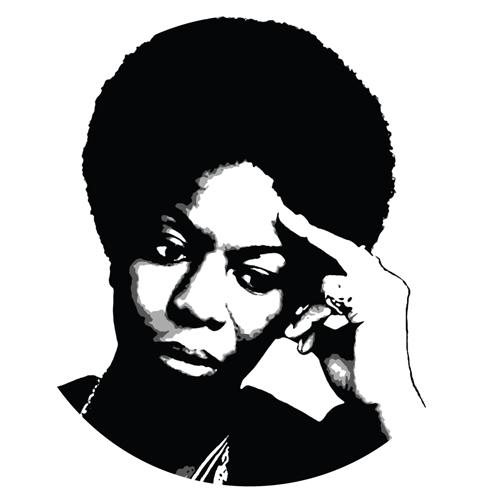 Nina Simone/HEAD SLIPMAT