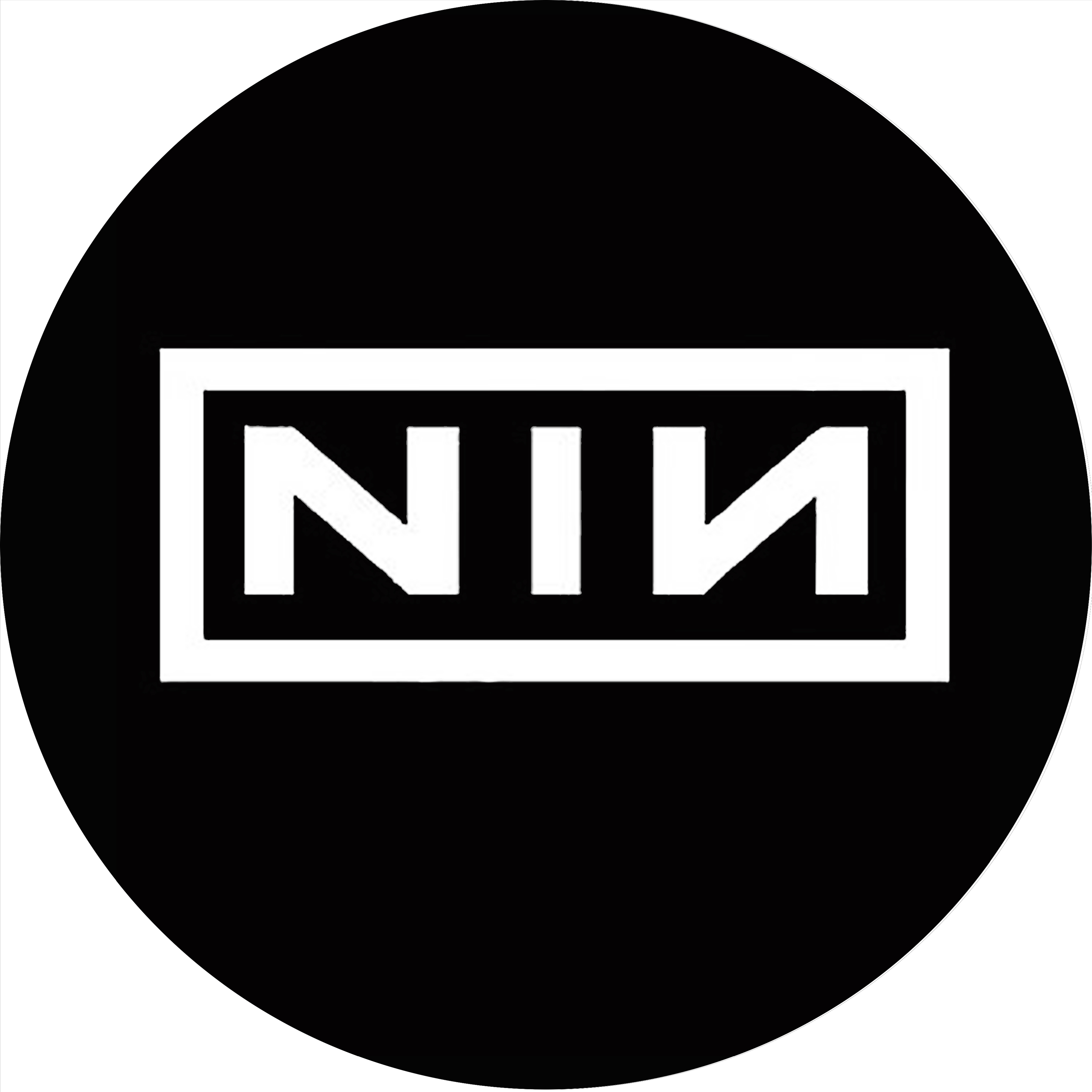Nine Inch Nails/LOGO SLIPMAT