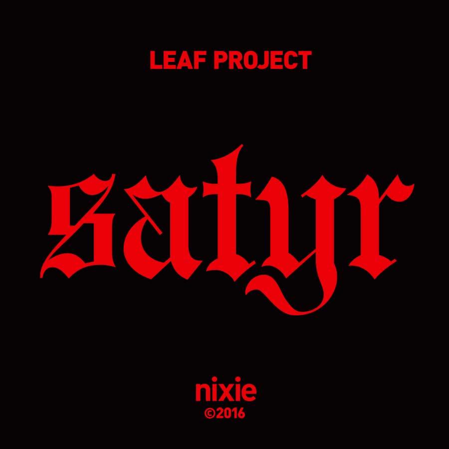 "Leaf Project/SATYR 12"""