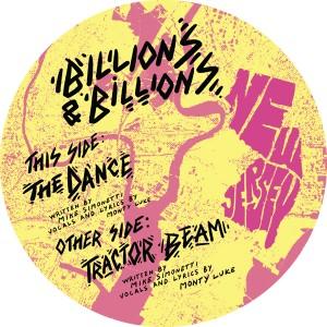 "Billions & Billions/THE DANCE 12"""