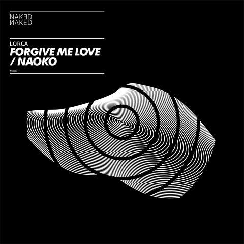 "Lorca/FORGIVE ME LOVE 12"""