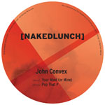 Jon Convex/POP THAT P 10""
