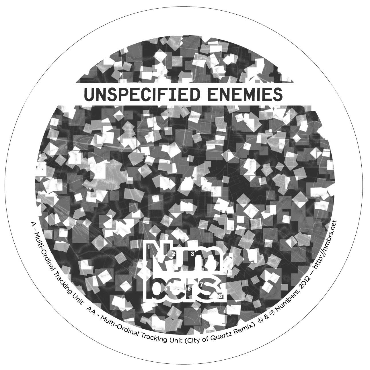 "Unspecified Enemies/MULTI ORDINAL... 12"""