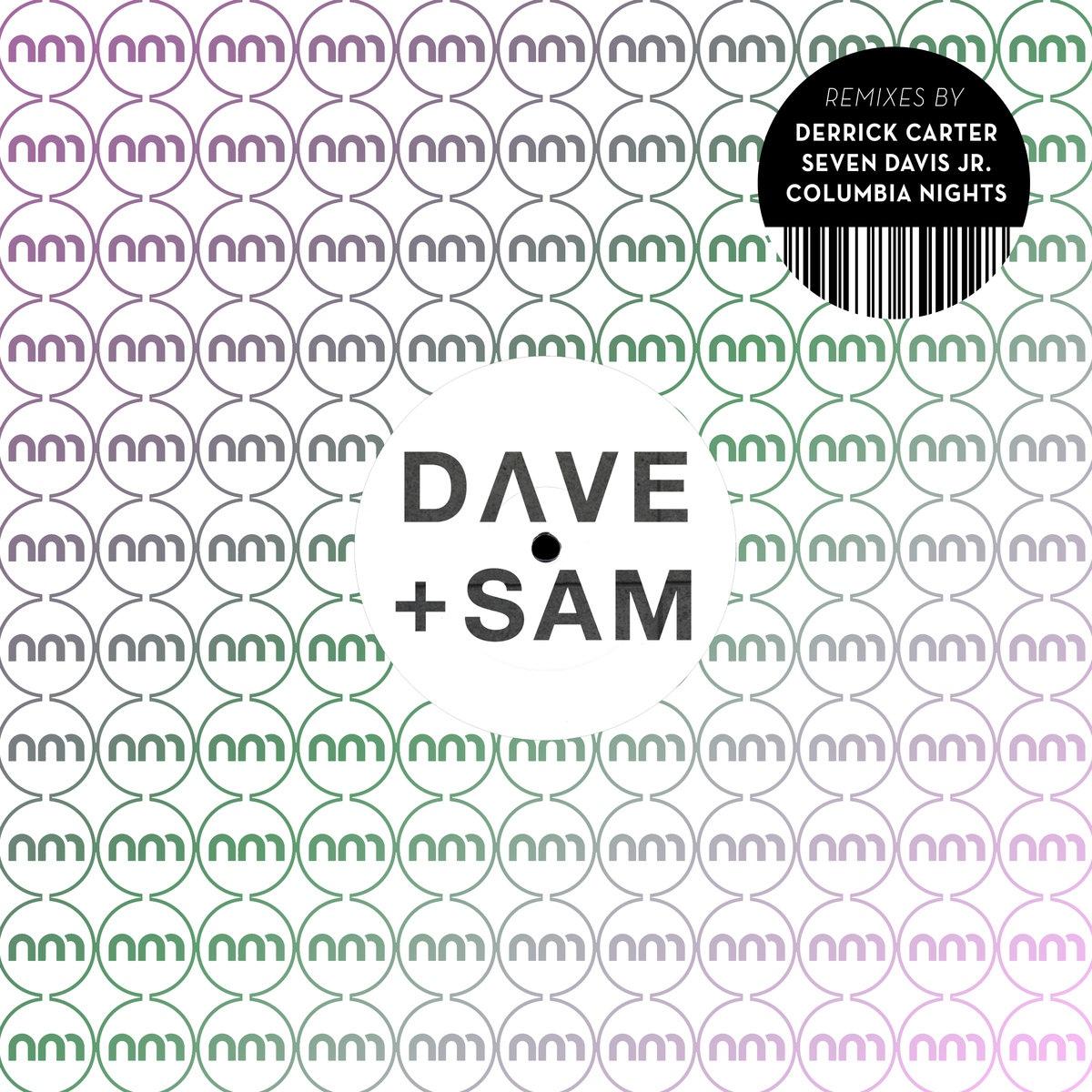 "Dave + Sam/YOU DA SHIT REMIXES EP 12"""