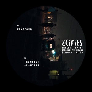 "G. Teichmann & W. Samba/2 CITIES EP 12"""