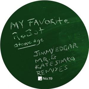 "My Favorite Robot/REMIX EP 12"""