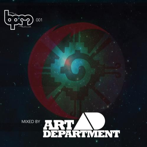 Art Department/BPM001 (MIXED) CD