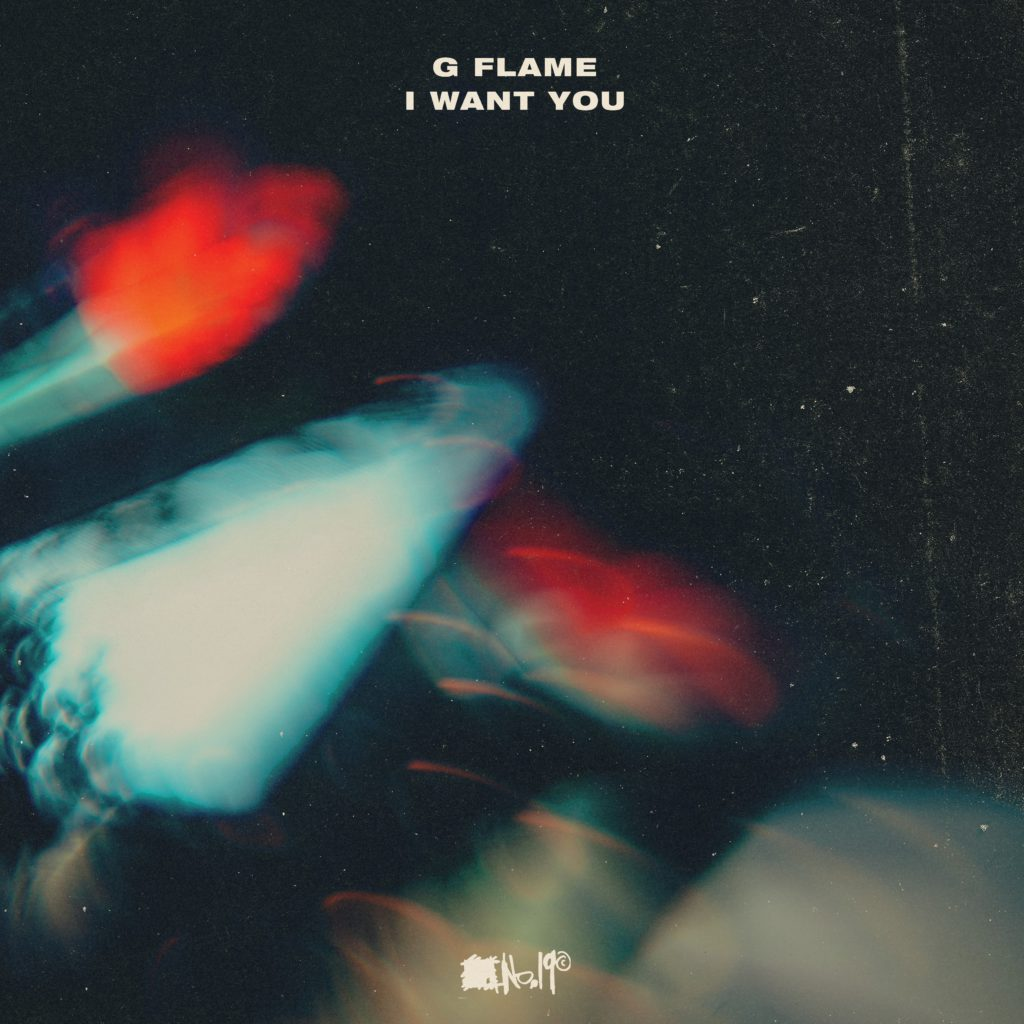 G Flame/I WANT YOU DLP
