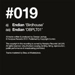 "Endian/BIRDHOUSE 12"""