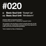 Basic Soul Unit/SWEPT UP 12""