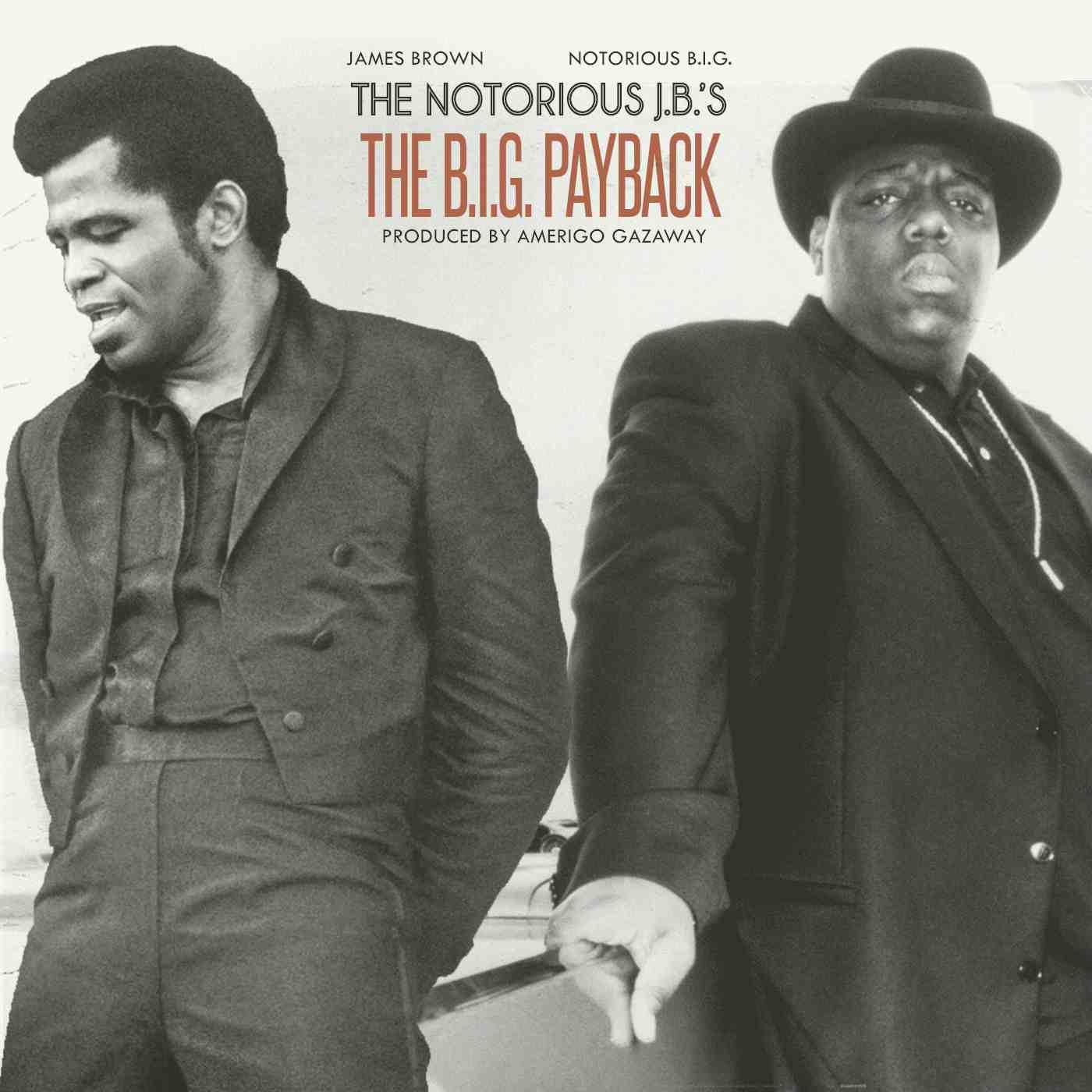 Biggie vs James Brown/B.I.G. PAYBACK LP