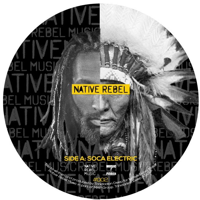 "Trinidadian Deep/SOCA ELECTRIC 12"""