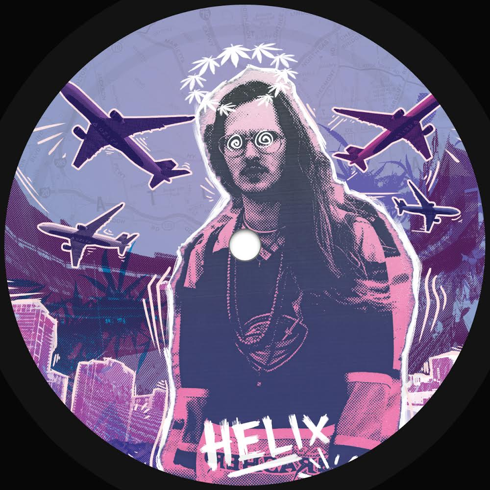 Helix/GREATEST HITS VOL. 2 SAMPLER 12""