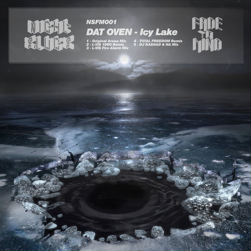 """Dat Oven/ICY LAKE (L-VIS 1990 REMIX) 12"""""""
