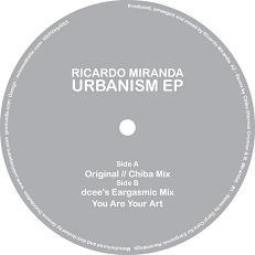 "Ricardo Miranda/URBANISM REMIXES 12"""