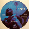 Ric Miranda & K Joy/DO YOU WANT ME 12""