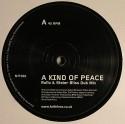 """Faithless/A KIND OF PEACE 12"""""""