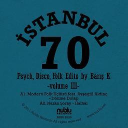 """Istanbul 70/PSYCH DISCO EDITS VOL 3  12"""""""