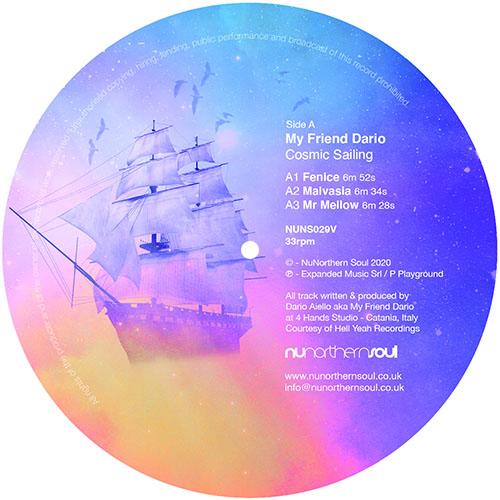 "My Friend Dario/COSMIC SAILING EP 12"""