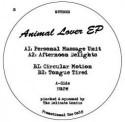 "Delicate Genius/ANIMAL LOVER EP 12"""
