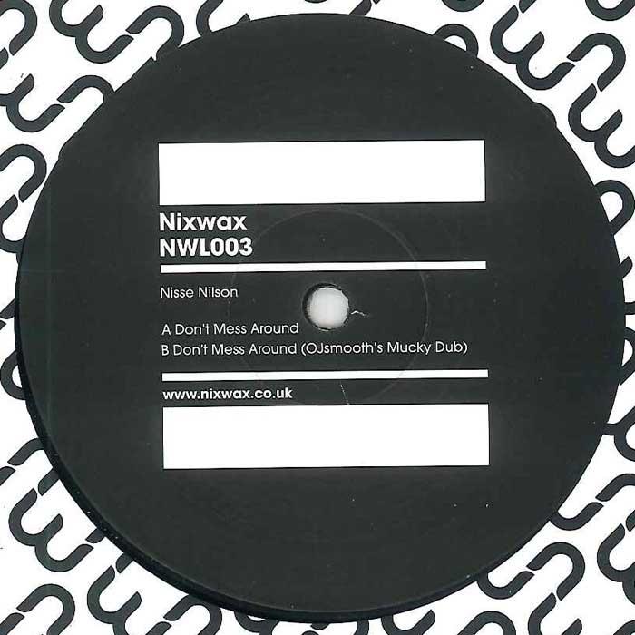 "Nisse Nilson/DON'T MESS AROUND 12"""